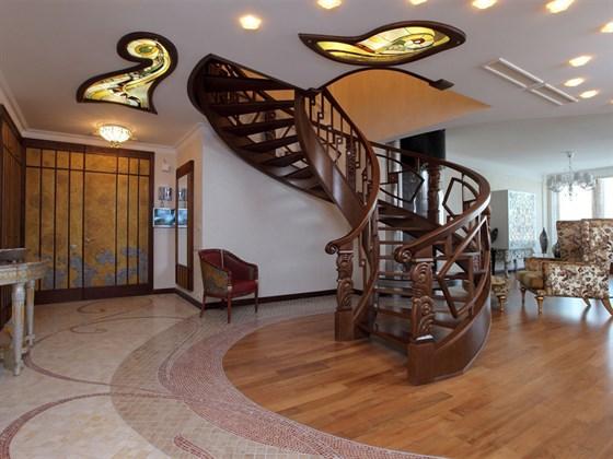 Какие бывают лестницы? Виды деревянных лестниц
