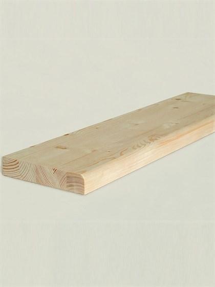 Ступени деревянные 1400x300x40 - фото 5070