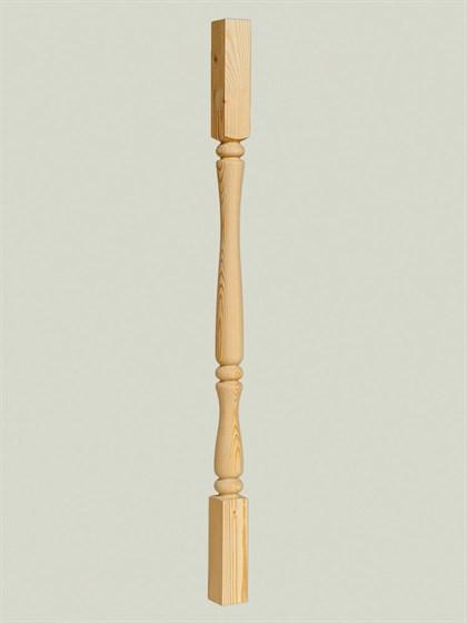 Балясина деревянная Англия - 45x45 Класс AB - фото 5214