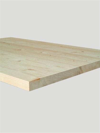 Деревянная площадка 2500х1000х40 - фото 5708