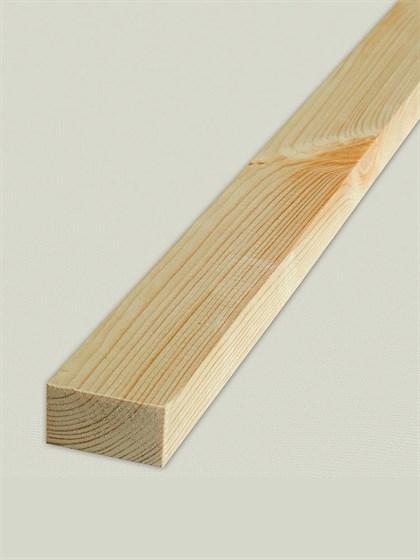 Рейка деревянная 2500x20х10 - фото 6473