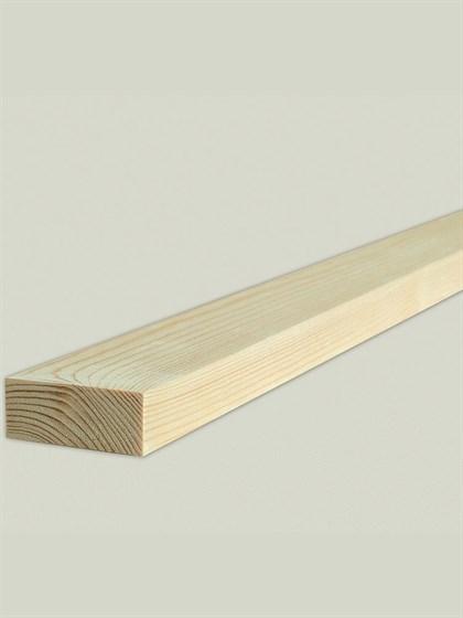 Рейка деревянная 2500x40х10 - фото 6506