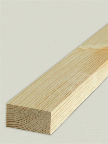 Рейка деревянная 2500x50х10 - фото 6522