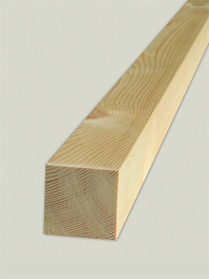 Брусок деревянный 2500x40х40 - фото 6546
