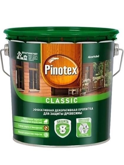 Пропитка (антисептик) Pinotex Classic 2,7л - фото 7750