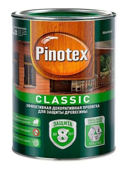 Пропитка (антисептик) Pinotex Classic 1л - фото 7755