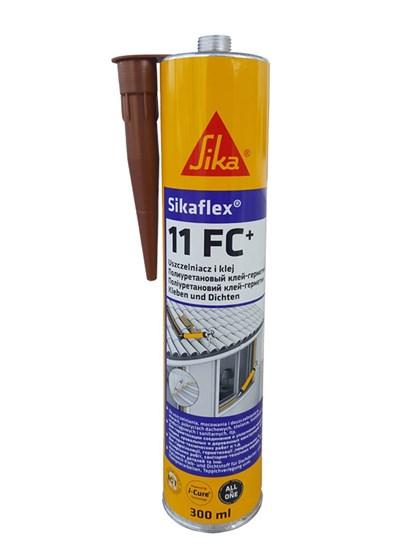 Клей-герметик Sikaflex®-11 FC+коричневый - фото 7777