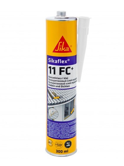 Клей-герметик Sikaflex®-11 FC+белый - фото 7785