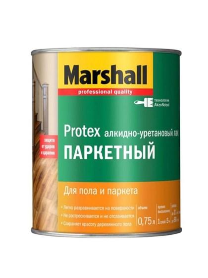 Лак Marshall PROTEX Parke Cila 10 матовый 0,75л - фото 7794