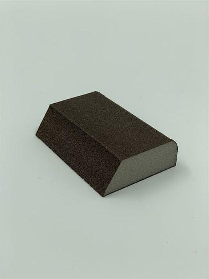 Шлифовальный блок FLEXIFOAM BLOCK A1/2R Р100 - фото 8072