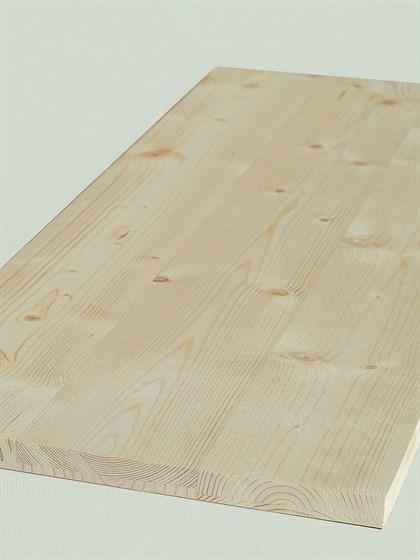 Мебельный щит 2500x400x18 - фото 8147