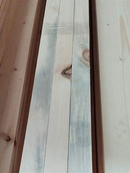 Рейка деревянная 2000x40х20 сорт 2 - фото 8678