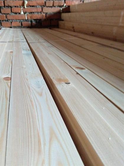 Рейка деревянная 3000x40х20 сорт 2 - фото 8685