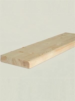 Ступени деревянные 1400x300x40