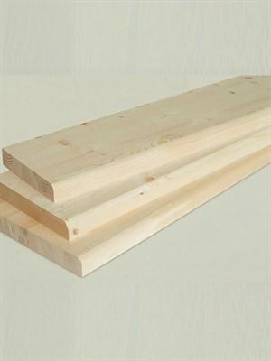 Ступени деревянные 1100x200x40