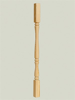 Балясина из дерева Англия - 60x60 Сорт A
