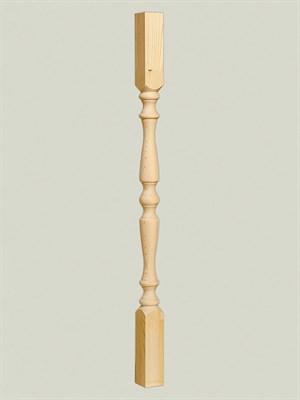 Балясина из дерева Симметрия - 60x60 Сорт AB - фото 5267