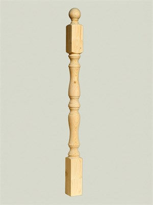 Столб Симметрия - 80х80 Сорт AB