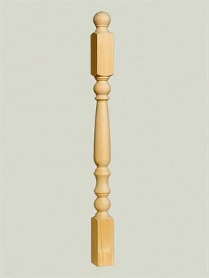 Столб Яблоко - 90х90 Сорт A