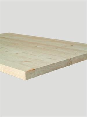 Деревянная площадка 2500х800х40