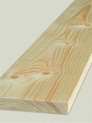 Брус деревянный 2500x100х40