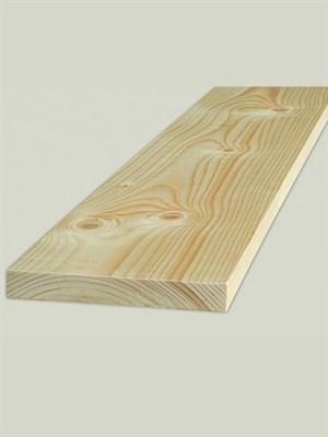 Брус деревянный 2500x100х50
