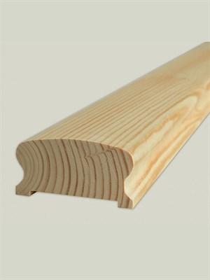Перила деревянные 4000х43х80