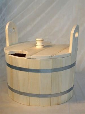 Запарник для бани большой 32 л