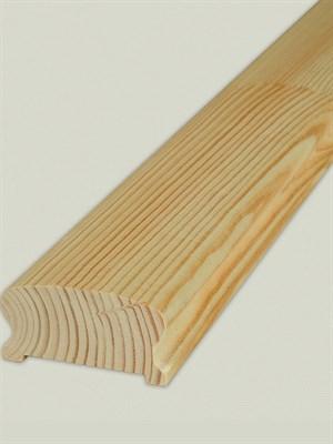 Перила деревянные 1000х43х80