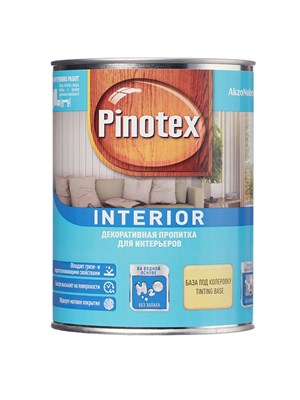 Пропитка Pinotex Interior для интерьеров 1л база