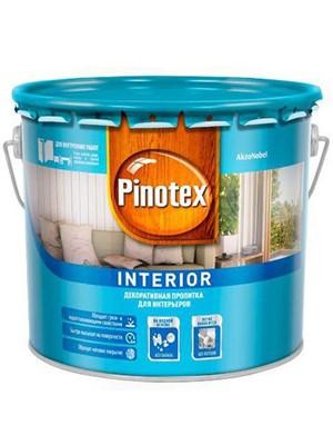 Пропитка Pinotex Interior для интерьеров 9л база