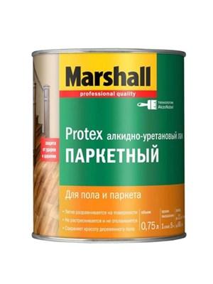 Лак Marshall PROTEX Parke Cila 40 полуматовый 0,75л