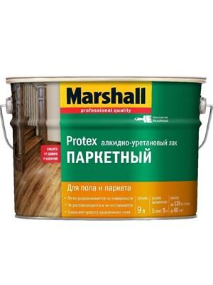 Лак Marshall PROTEX Parke Cila 40 полуматовый 9л