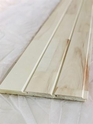 Вагонка из осины - 2400x92x16 Сорт-АВ